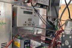 napelem-töltésvezérlő